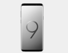 "Load image into Gallery viewer, Samsung Galaxy S9 (2018) G960F DS 128GB/4GB 5.8"" GSM Factory Unlocked - Midnight Black - MyWorldPhone.com"