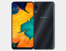 Load image into Gallery viewer, Samsung Galaxy A30 A305G/DS Dual Camera 32GB/3GB Factory Unlocked - Black