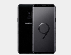 "Samsung Galaxy S9 (2018) G960F DS 64GB/4GB 5.8"" GSM Factory Unlocked - Midnight Black- MyWorldPhone.com"