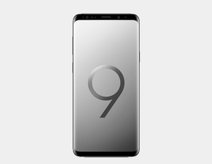Samsung Galaxy S9+ 64GB DS G965F Factory Unlocked (Midnight Black)- MyWorldPhone.com