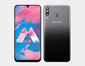 Samsung M30 M305M Dual SIM 64GB/4GB GSM Factory Unlocked - Gradation Black- MyWorldPhone.com