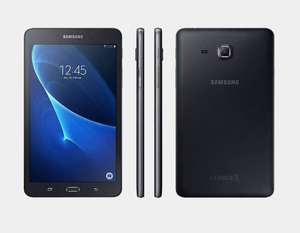 "Samsung Galaxy Tab A (2016) T285 8GB/1.5GB 7.0"" GSM Factory Unlocked - Black- MyWorldPhone.com"