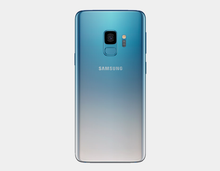 "Load image into Gallery viewer, Samsung Galaxy S9 (2018) G960F DS 128GB/4GB 5.8"" GSM Factory Unlocked - Coral Blue- MyWorldPhone.com"
