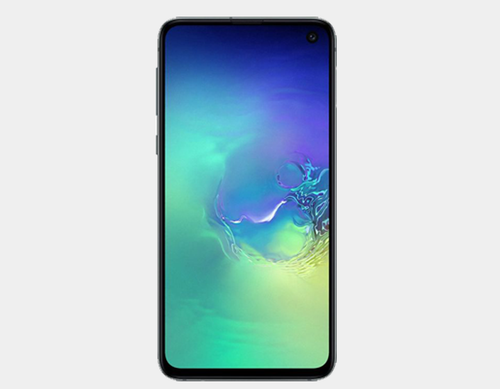Samsung Galaxy S10 SM-G973F/DS 128GB+8GB Dual SIM Factory Unlocked (Prism Green)