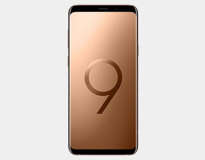 Samsung Galaxy S9+ 64GB 6GB DS G9650 Factory Unlocked (Sunrise Gold)