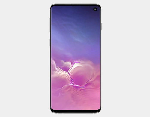 Samsung Galaxy S10 SM-G9730 128GB+8GB Dual SIM Factory Unlocked (Prism Black)- MyWorldPhone.com