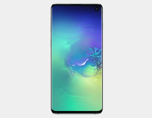 Samsung Galaxy S10 SM-G9730 128GB+8GB Dual SIM Factory Unlocked (Prism Green) - MyWorldPhone.com