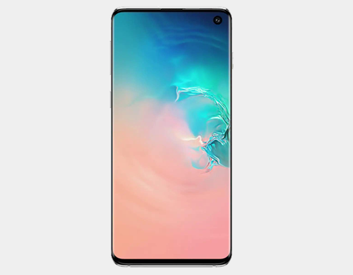 Samsung Galaxy S10 SM-G9730 128GB+8GB Dual SIM Factory Unlocked (Prism White)- MyWorldPhone.com