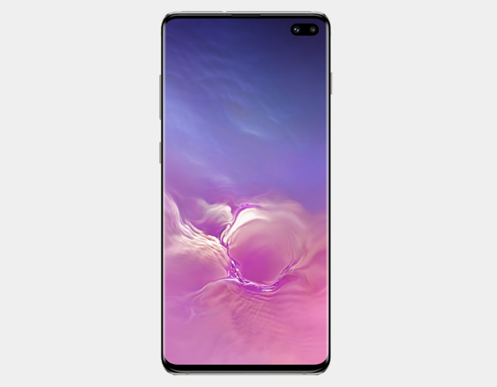 Samsung Galaxy S10+ SM-G975F/DS 512GB+8GB Dual SIM Factory Unlocked (Ceramic Black) - MyWorldPhone.com