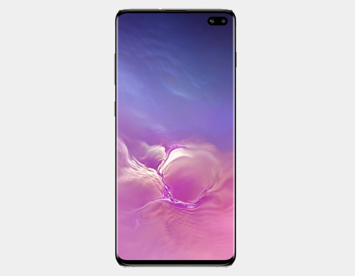 Samsung Galaxy S10+ SM-G975F/DS 128GB+8GB Dual SIM Factory Unlocked (Prism Blue)- MyWorldPhone.com