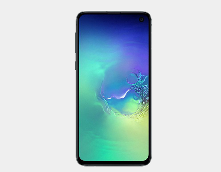 Samsung Galaxy S10e SM-G970F/DS 128GB+6GB Dual SIM Factory Unlocked (Prism Green)