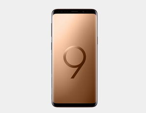 "Samsung Galaxy S9 (2018) G9600 DS 64GB/4GB 5.8"" GSM Factory Unlocked - Sunrise Gold - MyWorldPhone.com"