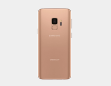 "Load image into Gallery viewer, Samsung Galaxy S9 (2018) G9600 DS 64GB/4GB 5.8"" GSM Factory Unlocked - Sunrise Gold - MyWorldPhone.com"
