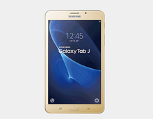 "Load image into Gallery viewer, Samsung Galaxy Tab J (2016) T285YD 8GB/1.5GB 7.0"" GSM Factory Unlocked - Gold - MyWorldPhone.com"