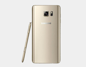 "Samsung Galaxy Note 5 (2015) N9200 DS 32GB/4GB 5.7"" GSM Factory Unlocked - Gold- MyWorldPhone.com"