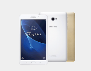 "Samsung Galaxy Tab J (2016) T285YD 8GB/1.5GB 7.0"" GSM Factory Unlocked - Gold - MyWorldPhone.com"