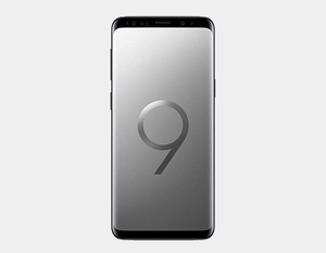 Samsung Galaxy S9+ 64GB 6GB DS G965F Factory Unlocked (Titanium Gray)- MyWorldPhone.com