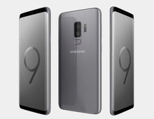 Load image into Gallery viewer, Samsung Galaxy S9+ 64GB 6GB DS G965F Factory Unlocked (Titanium Gray)- MyWorldPhone.com