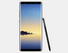 Load image into Gallery viewer, Samsung Note 8 N950F SS 64GB GSM Unlocked International - Midnight Black - MyWorldPhone.com