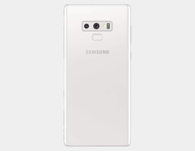 Load image into Gallery viewer, Samsung Note 9 N960F/DS Dual SIM 128GB/6GB GSM Factory Unlocked - Alpine White- MyWorldPhone.com