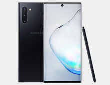 Load image into Gallery viewer, Samsung Galaxy Note 10 SM-N970F/DS 256GB 8GB RAM Factory Unlocked GSM - Aura Black- MyWorldPhone.com