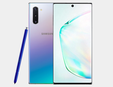 Load image into Gallery viewer, Samsung Galaxy Note 10 SM-N970F/DS 256GB 8GB RAM Factory Unlocked GSM - Aura Glow- MyWorldPhone.com