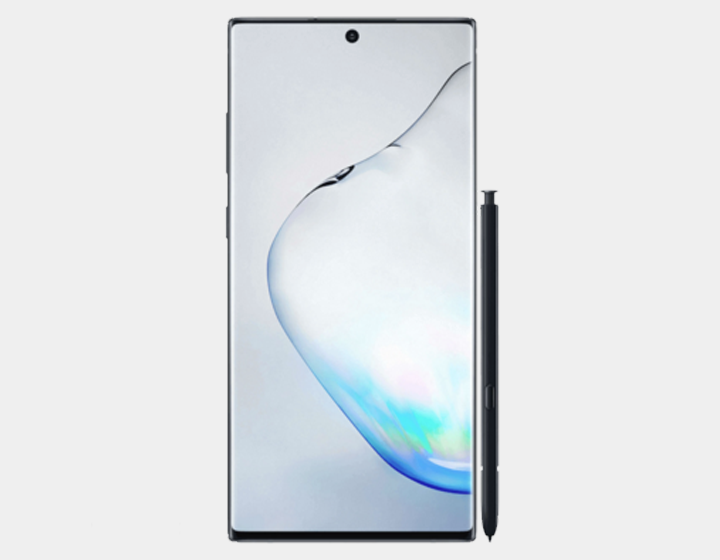 Samsung Galaxy Note 10 Plus (SM-N9750/DS) Dual SIM 256GB/12GB, GSM Factory unlocked - Aura Black