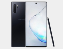 Load image into Gallery viewer, Samsung Galaxy Note 10 Plus (SM-N9750/DS) Dual SIM 256GB/12GB, GSM Factory unlocked - Aura Black- MyWorldPhone.com