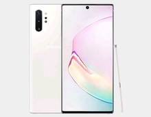 Load image into Gallery viewer, Samsung Galaxy Note 10 Plus (SM-N9750/DS) Dual SIM 256GB/12GB, GSM Factory unlocked - Aura White- MyWorldPhone.com