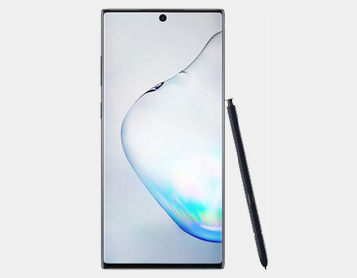 Samsung Galaxy Note 10+ N975F/DS 256GB, 12GB RAM,Dual SIM , Factory Unlocked -  (Aura Black)