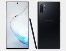 Load image into Gallery viewer, Samsung Galaxy Note 10+ N975F/DS 256GB, 12GB RAM,Dual SIM , Factory Unlocked -  (Aura Black)- MyWorldPhone.com
