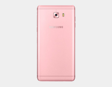 "Load image into Gallery viewer, Samsung Galaxy C9 Pro (2016) C9000 DS 64GB/6GB 6.0"" GSM Factory Unlocked - Pink- MyWorldPhone.com"