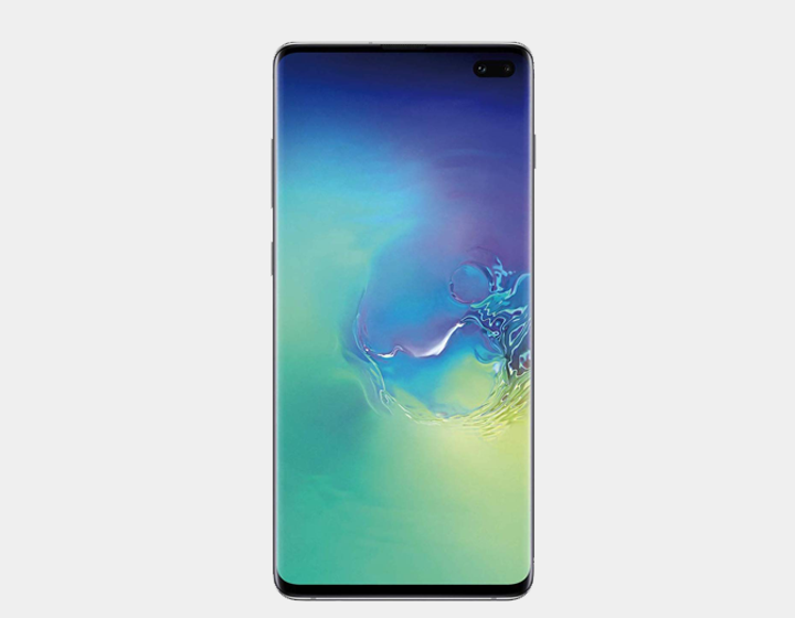 Samsung Galaxy S10+ SM-G975F/DS 128GB+8GB Dual SIM Factory Unlocked (Prism Green)