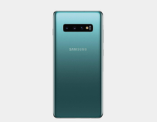 Load image into Gallery viewer, Samsung Galaxy S10+ SM-G975F/DS 128GB+8GB Dual SIM Factory Unlocked (Prism Green)- MyWorldPhone.com