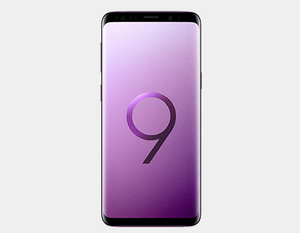 Samsung Galaxy S9+ 64GB 6GB DS G965F Factory Unlocked (Lilac Purple)- MyWorldPhone.com