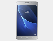 "Load image into Gallery viewer, Samsung Galaxy Tab A (2016) T285 8GB/1.5GB 7.0"" GSM Factory Unlocked - Silver- MyWorldPhone.com"
