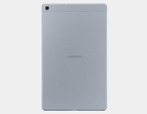 Samsung Galaxy Tab A (2019) SM-T515 Tablet Samsung 32 GB 3G 4G Factory Unlocked - Silver- MyWorldPhone.com