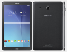 "Load image into Gallery viewer, Samsung Galaxy Tab E T561 WiFi + 3G 8GB/1.5GB 9.6"" GSM Factory Unlocked - Black- MyWorldPhone.com"