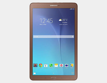 "Load image into Gallery viewer, Samsung Galaxy Tab E T561 WiFi + 3G 8GB/1.5GB 9.6"" GSM Factory Unlocked - Gold Brown- MyWorldPhone.com"