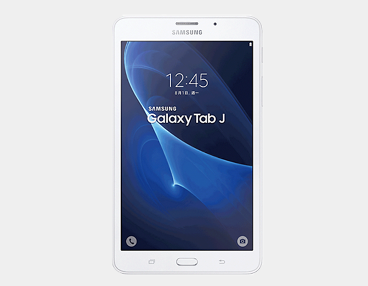 "Samsung Galaxy Tab J (2016) T285YD 8GB/1.5GB 7.0"" GSM Factory Unlocked - White"