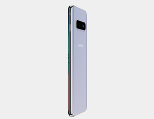 Samsung Galaxy S10 SM-G973F/DS 128GB+8GB Dual SIM Factory Unlocked (Prism White)- MyWorldPhone.com