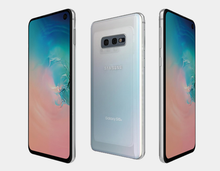 Load image into Gallery viewer, Samsung Galaxy S10e SM-G970F/DS 128GB+6GB Dual SIM Factory Unlocked (Prism White)- MyWorldPhone.com