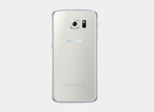 "Load image into Gallery viewer, Samsung Galaxy S6 (2015) G920F 32GB/3GB 5.1"" GSM Factory Unlocked - White Pearl- MyWorldPhone.com"