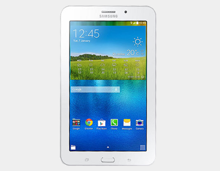 "Samsung Galaxy Tab A (2016) T285 8GB/1.5GB 7.0"" GSM Factory Unlocked - White"