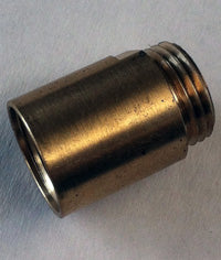 Spindle Flange M&F Extension Brass each