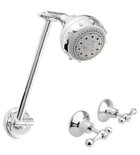 Axis Hi-Rise Shower Set