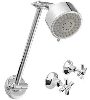 Easy Glide Hi-Rise Shower Set