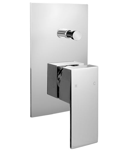 Sq2 Shower Mixer with Diverter