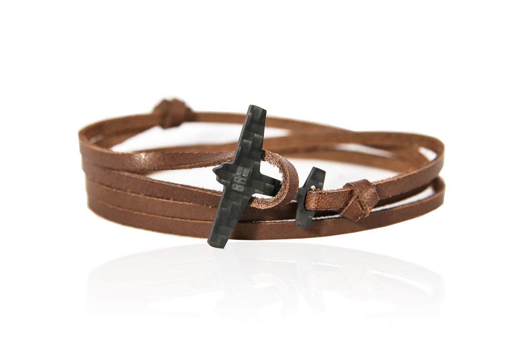 CLASSIC AVIATOR BRACELET LEATHER