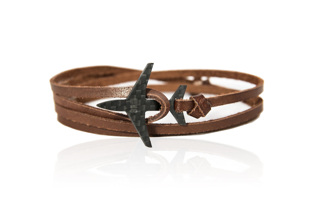 AVIATOR BRACELET LEATHER